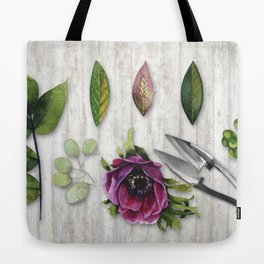Botanica I Plants and Flowers Tote Bag