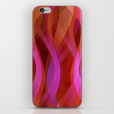 Abstract background G138 iPhone & iPod Skin