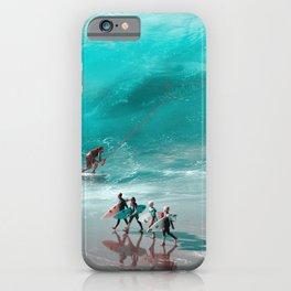 Wait for it - Julien Tabet - Photoshop Artwork iPhone Case