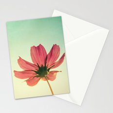 Vintage Airy Cosmos Stationery Cards