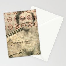 The Authoress Stationery Cards
