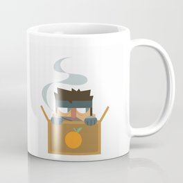 Sneaky Snake Coffee Mug