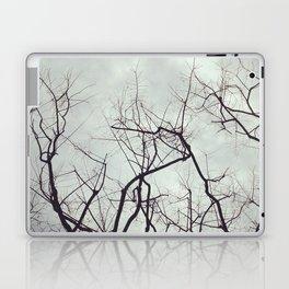 sticks in the gloom Laptop & iPad Skin