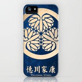 tokugawa ieyasu kamon iPhone Case