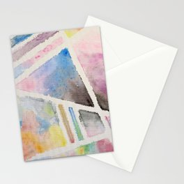 Space for Separation Stationery Cards