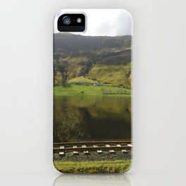 Lough Finn, Ireland iPhone Case