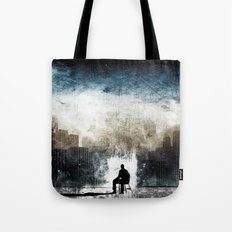 City Thoughts Tote Bag