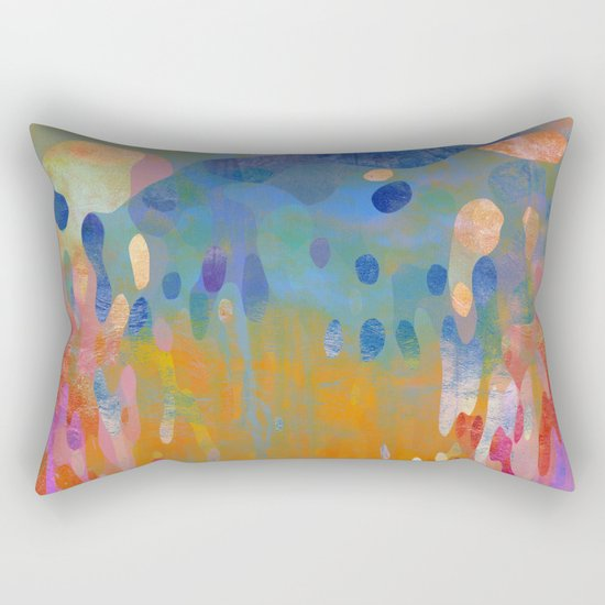 Dancers Rectangular Pillow