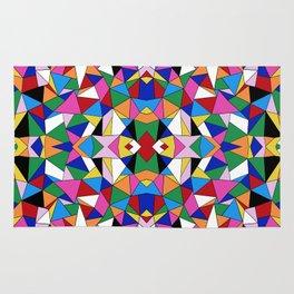 Kaleidoscope III Rug