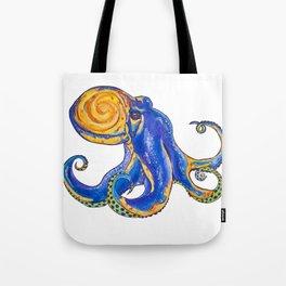 Galactapus Tote Bag