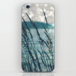 Afternoon at the Lake iPhone Skin