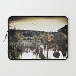 Dead Lakes Grunge Style Laptop Sleeve