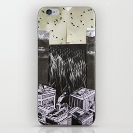 Private Geography iPhone Skin