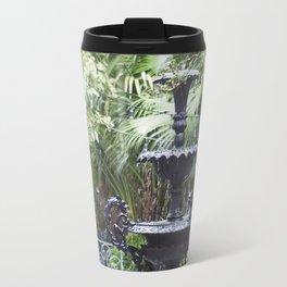 New Orleans Cafe Fountain Travel Mug