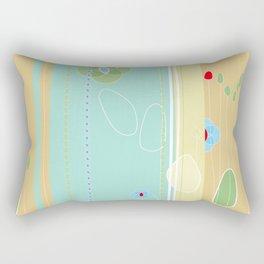 izzy may's garden Rectangular Pillow