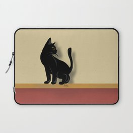 On the wall Laptop Sleeve
