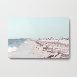 Dennis Beach Metal Print