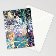 YOSEMITE/ STRIPES Stationery Cards