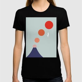 Cat Landscape 39 T-shirt