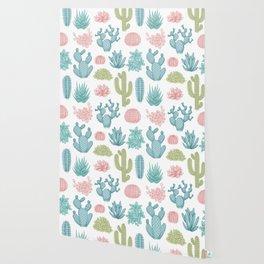 Cactus club Wallpaper