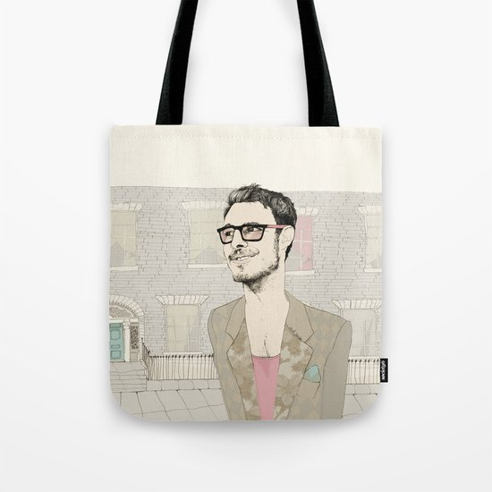 I´m hipster  Tote Bag