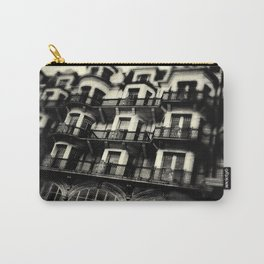 Houses on Hastings Seafront Carry-All Pouch