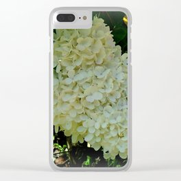 Lilac Clear iPhone Case