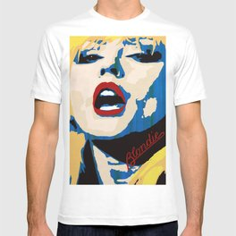 Blondie - Parallel Lines T-shirt