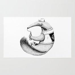 ant-eater Rug