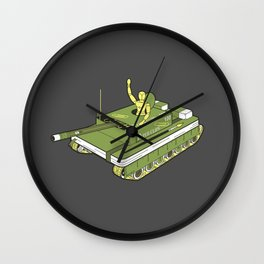 The Art of War Wall Clock