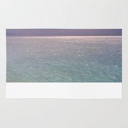 seascape 003: firmament Rug