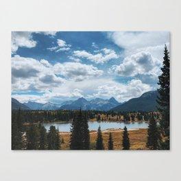 Durango Colorado Canvas Print