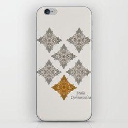 Stella Ophiuroidea iPhone Skin