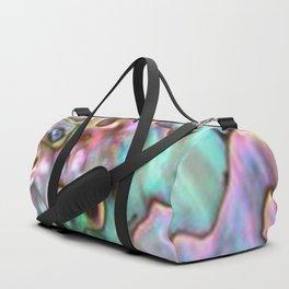 Pink Abalone Duffle Bag