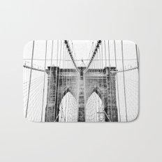 Brooklyn bridge Bath Mat
