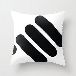 Shaka-Lakka Throw Pillow