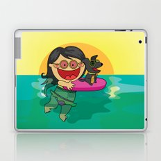 Beach Day! Laptop & iPad Skin