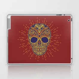 Golden catrina Laptop & iPad Skin