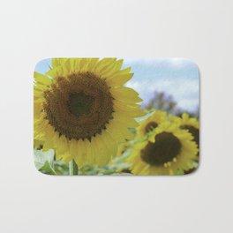 Sunflower 1 Bath Mat