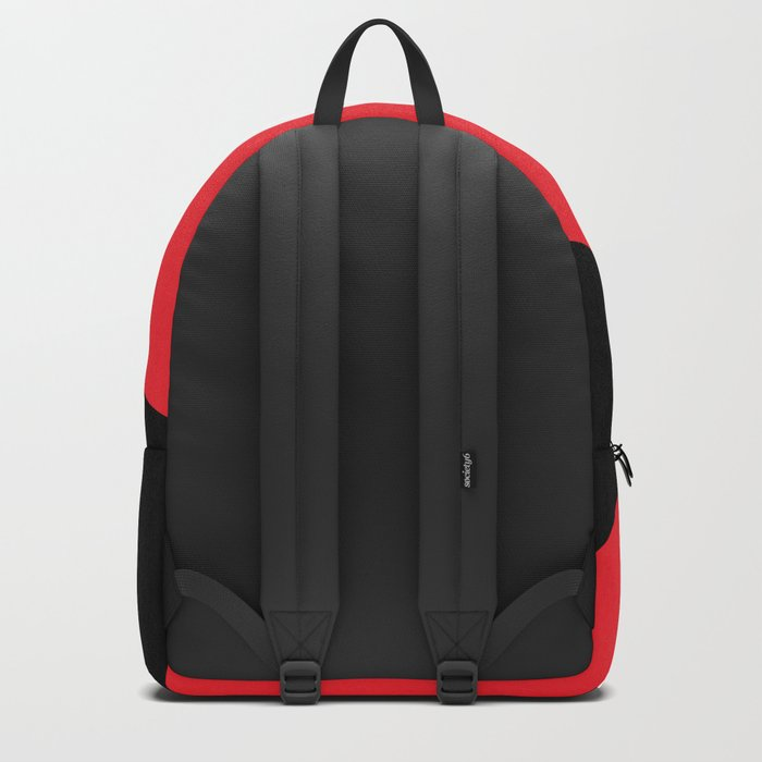 France Flag Wave Backpack