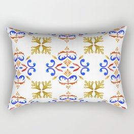 Fall in Lisbon Rectangular Pillow