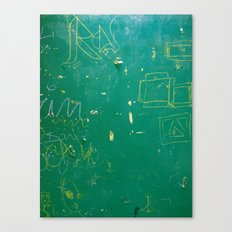 BlackBoardSchool Canvas Print