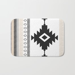 Pueblo in Tan Bath Mat