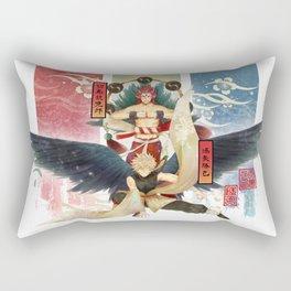KiriBaku YouKai Version Rectangular Pillow