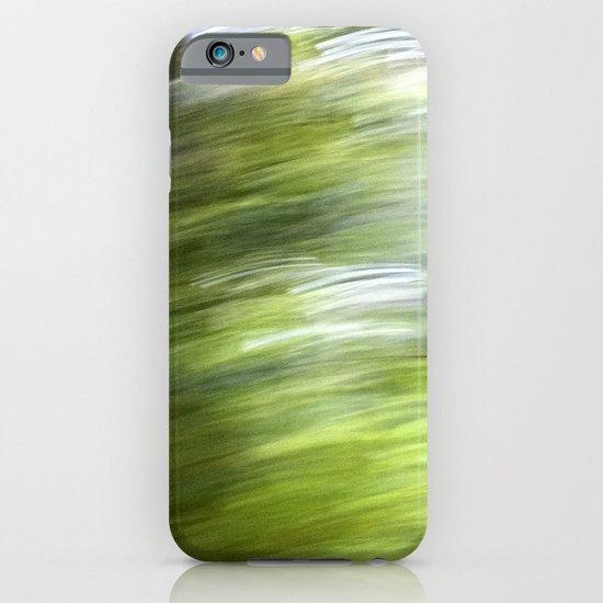 Rainy Day Motion 1 iPhone & iPod Case
