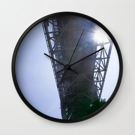 bridge of SETONAI-KAI Wall Clock