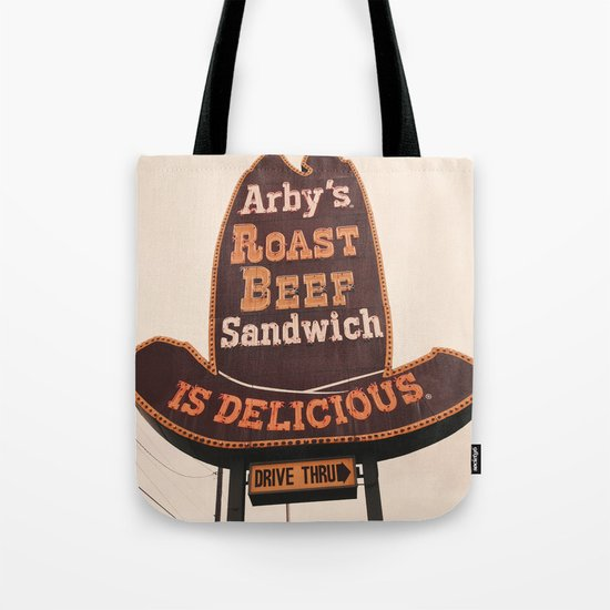 Awesome Arby Tote Bag
