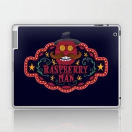 Smile man. Raspberry man Laptop & iPad Skin