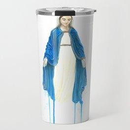 The Virgin Mary Travel Mug