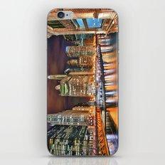 Electric City iPhone Skin